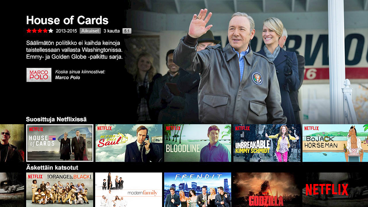 Netflix launches Fast.com, a dead-simple speed test