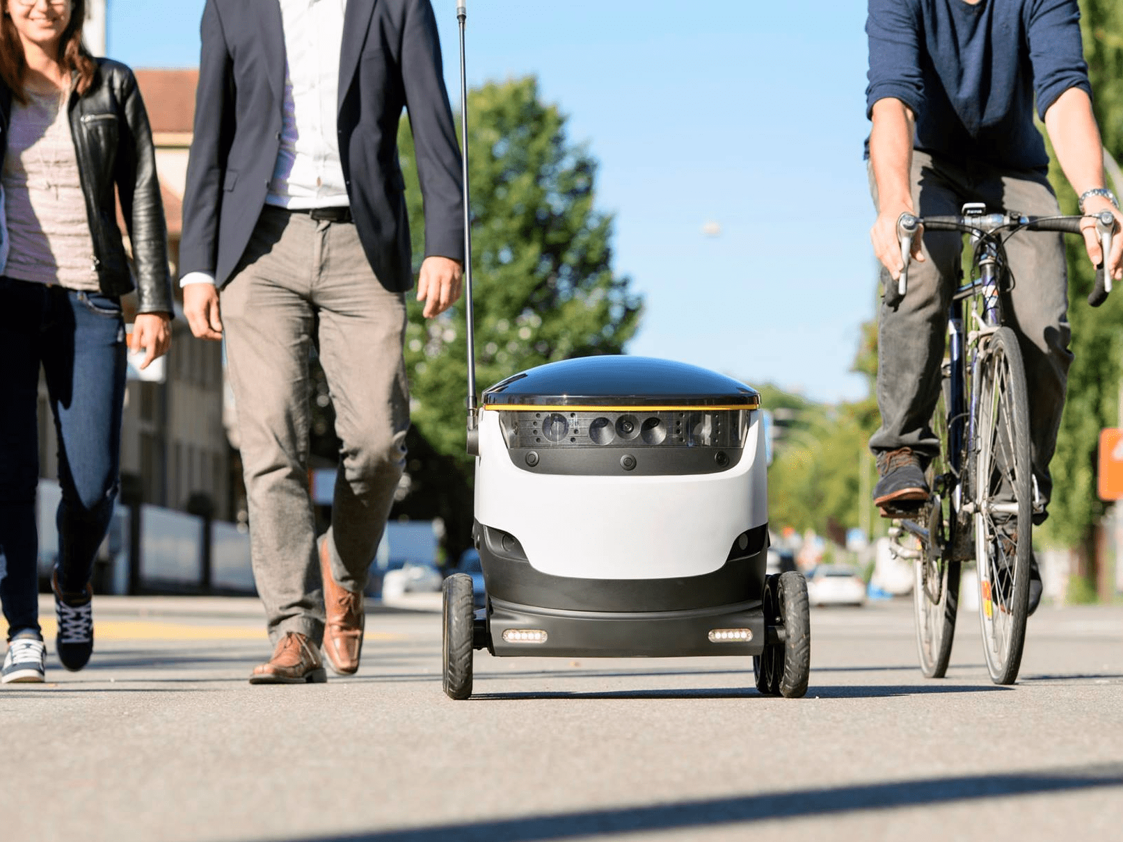 Virginia is the first state to legalize delivery robots