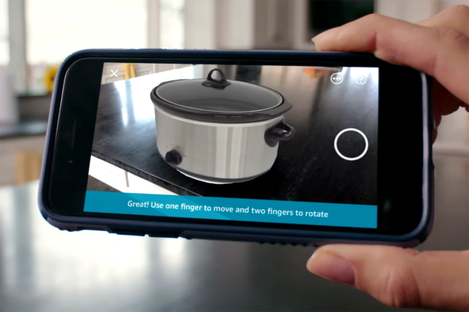 Amazon's AR shopping tool is now available on Android