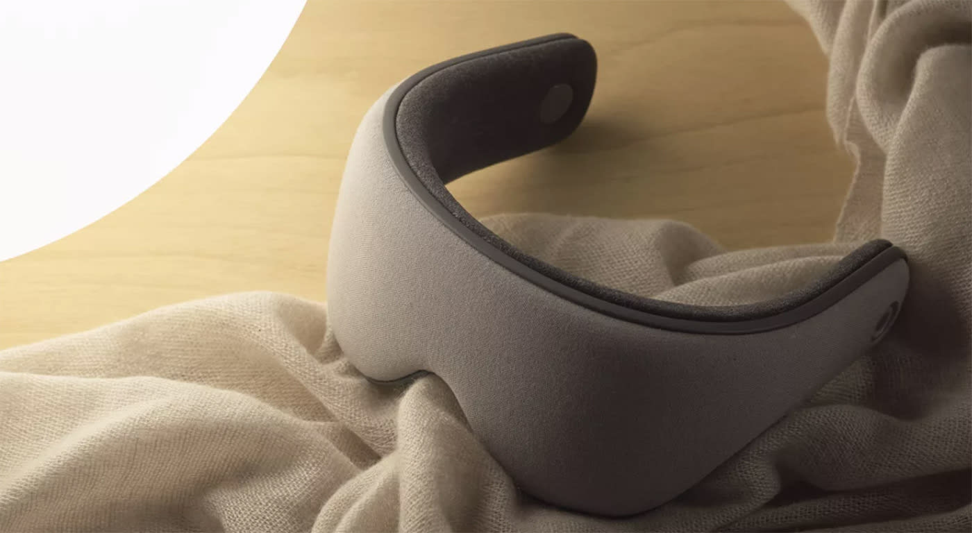 Sana's smart sleep goggles for insomniacs will be out in 2018