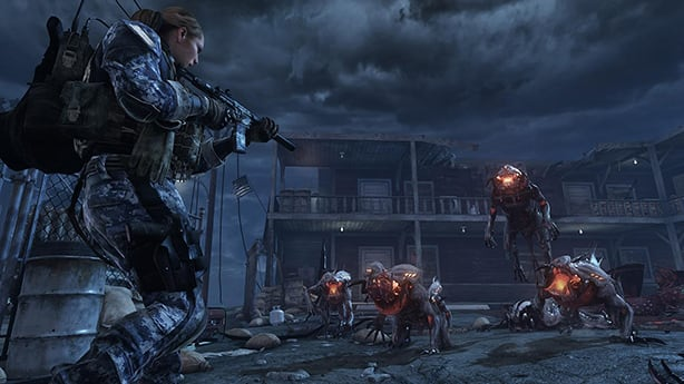 Take a free shot at Call of Duty: Ghosts multiplayer this
