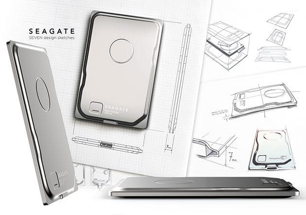 Seagate presenta sus nuevos discos nube, inalámbricos y súper delgados