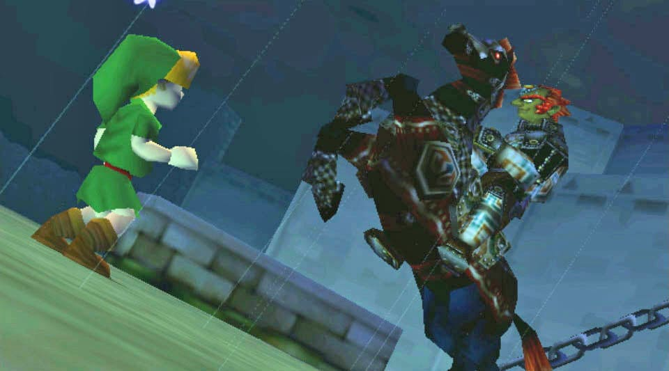 Play 'Legend of Zelda: Ocarina of Time' on your Wii U