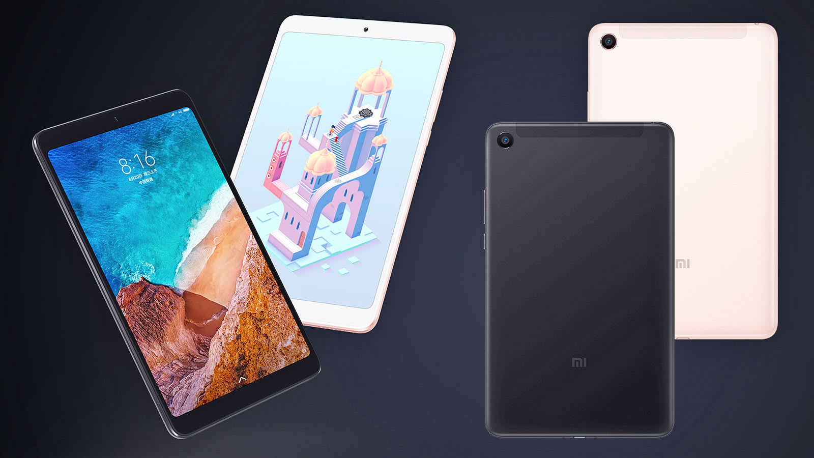 Xiaomis Latest Tablet Offers Lte On The Cheap Xiaomi Redmi Note 4 64 Gbfull Black