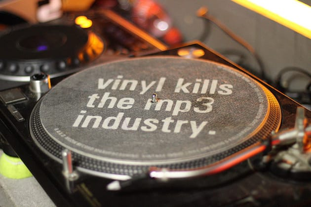 Vinyl Certainly Isn T Dead