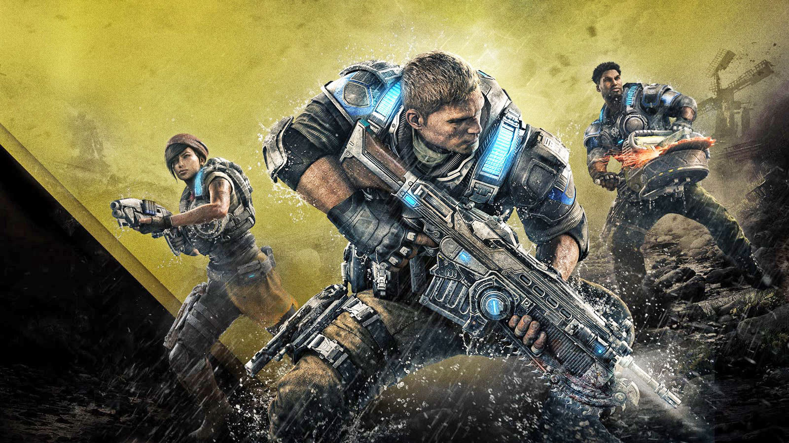 Gears of War 4' will have plenty of PC-specific features