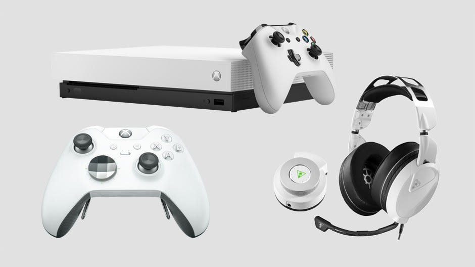 f25d1819374 Microsoft. Today, Microsoft announced that, for the first time, its Xbox  One X console and Elite Wireless Controller ...