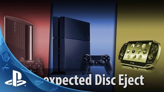 Here's what to do if your PS4 ejects discs unexpectedly