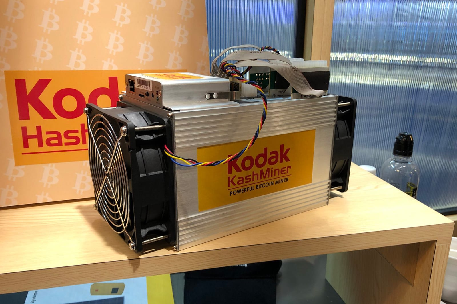 Kodak slaps its name on a sketchy bitcoin-mining business