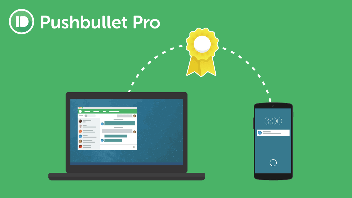 Pushbullet's 'Pro' syncing service is stuff that used to be free