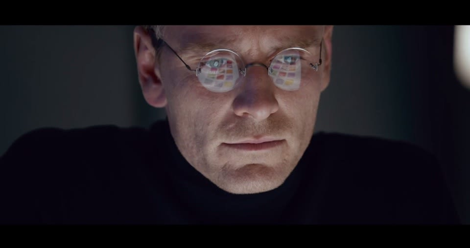 'Steve Jobs' trailer looks like the next 'Social Network'