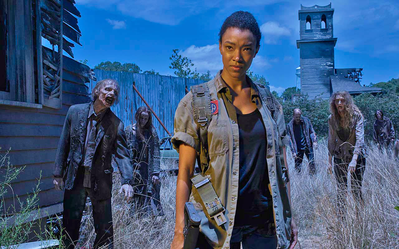 AMC Premiere' will let you stream 'The Walking Dead' ad-free
