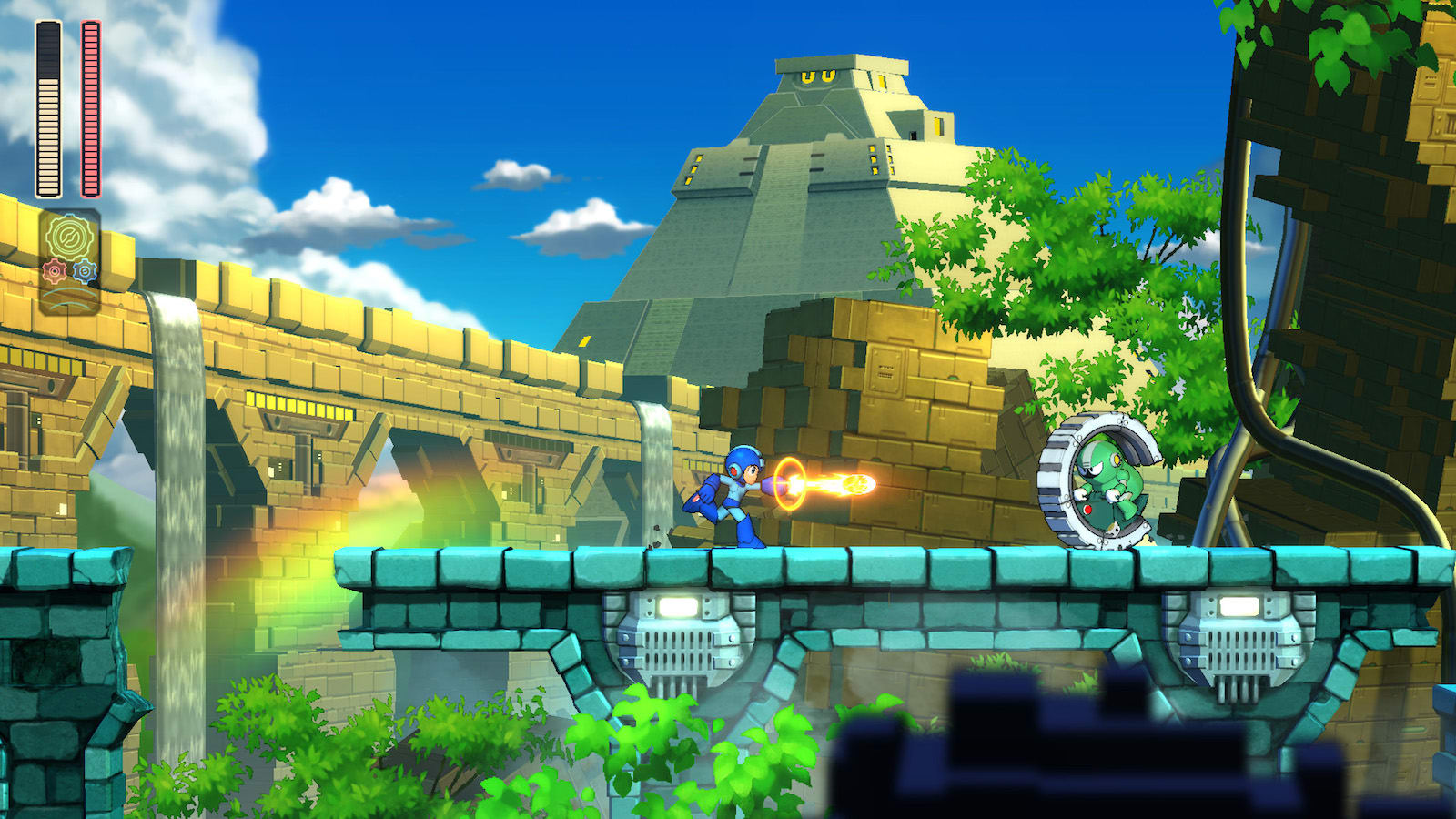 Mega Man 11 Download Free PC Game Full Version