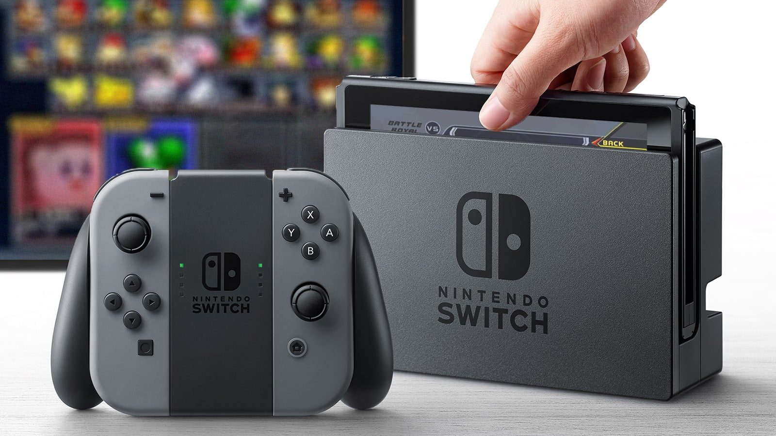 Nintendo's Switch might play GameCube games