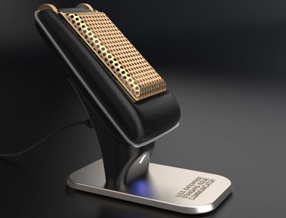 Finally, an official Bluetooth 'Star Trek' communicator