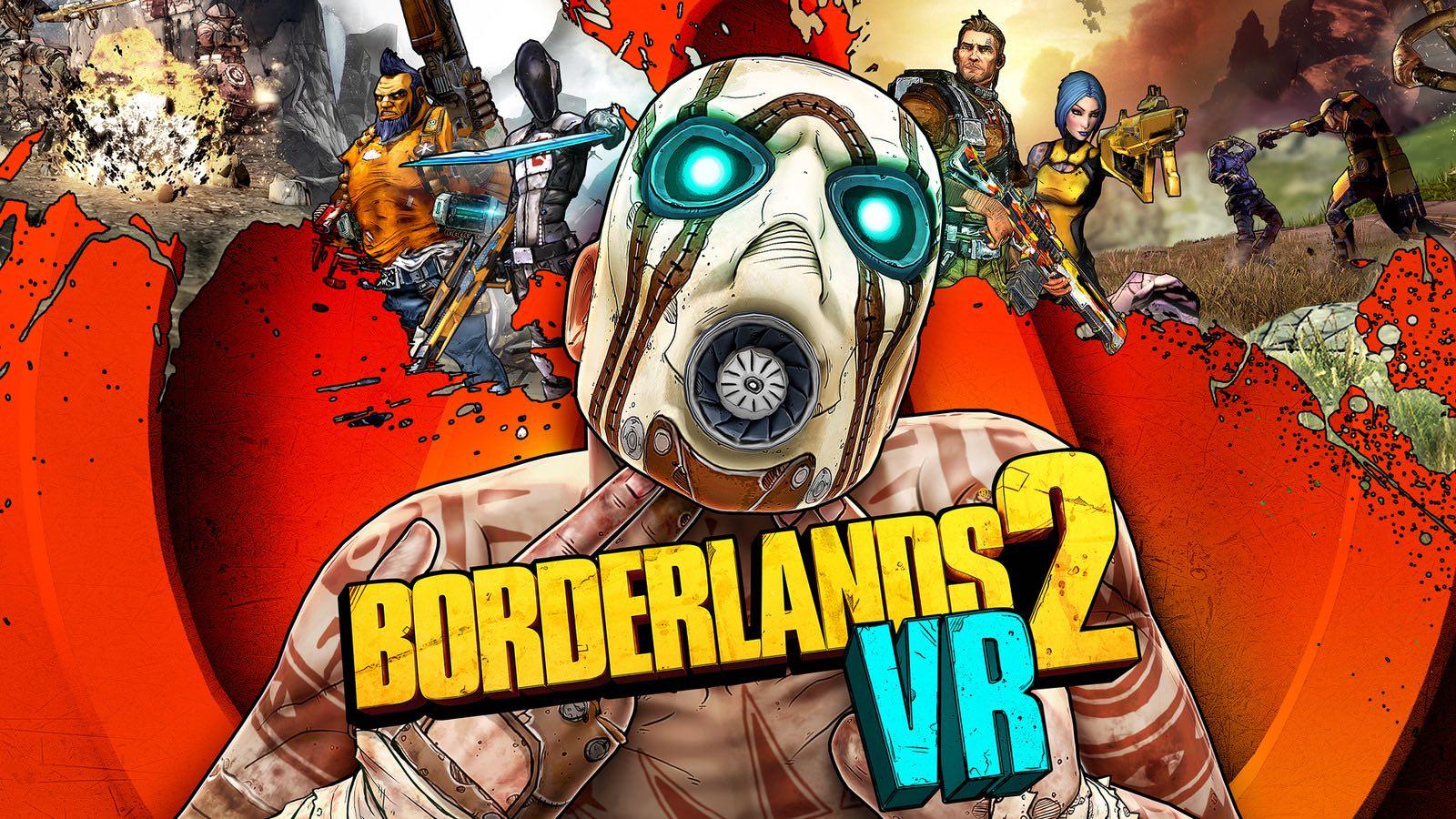 Borderlands 2' comes to PlayStation VR on December 14th