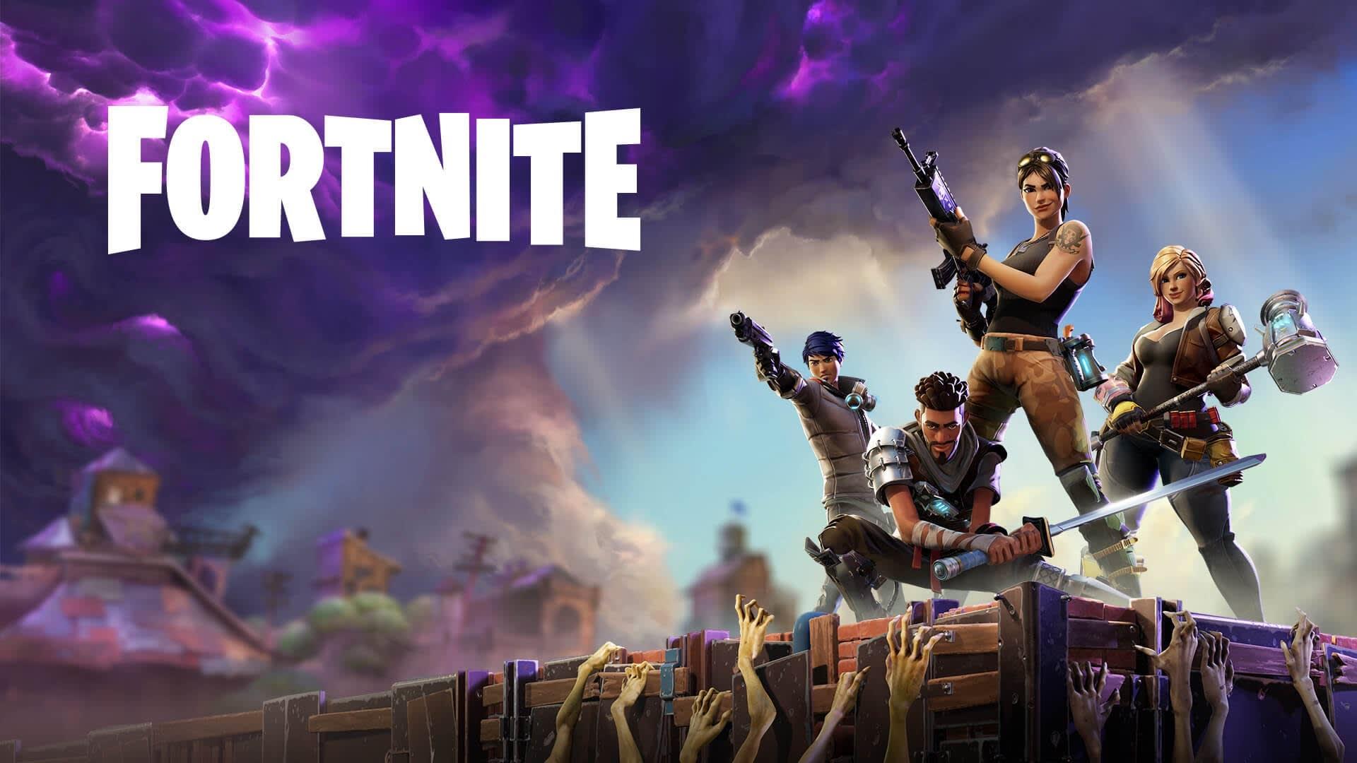 epic games - bug ps4 fortnite
