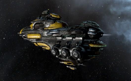 Eve online mission running bot.