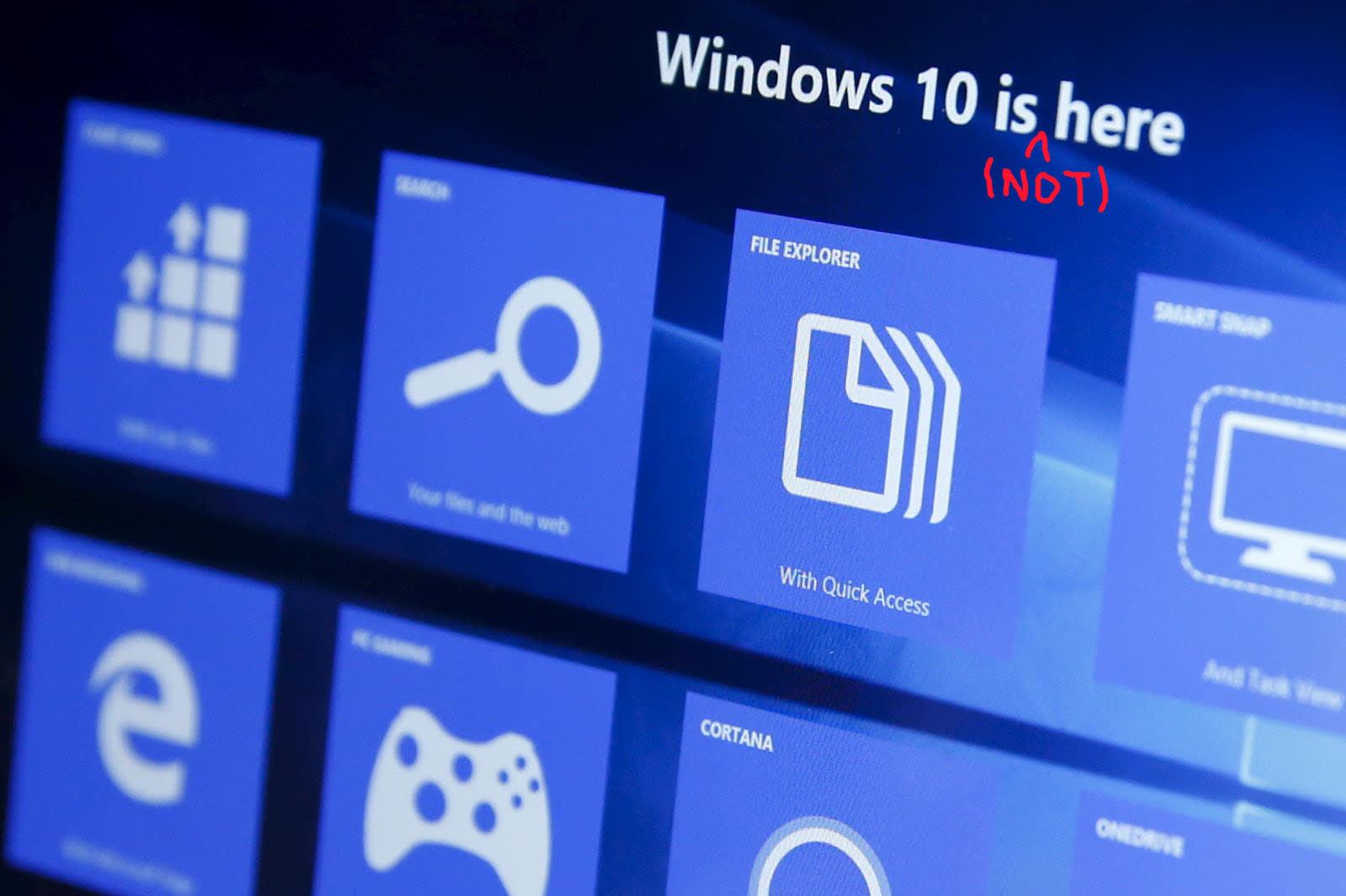 microsoft no more windows 10 upgrades for some atom based pcs