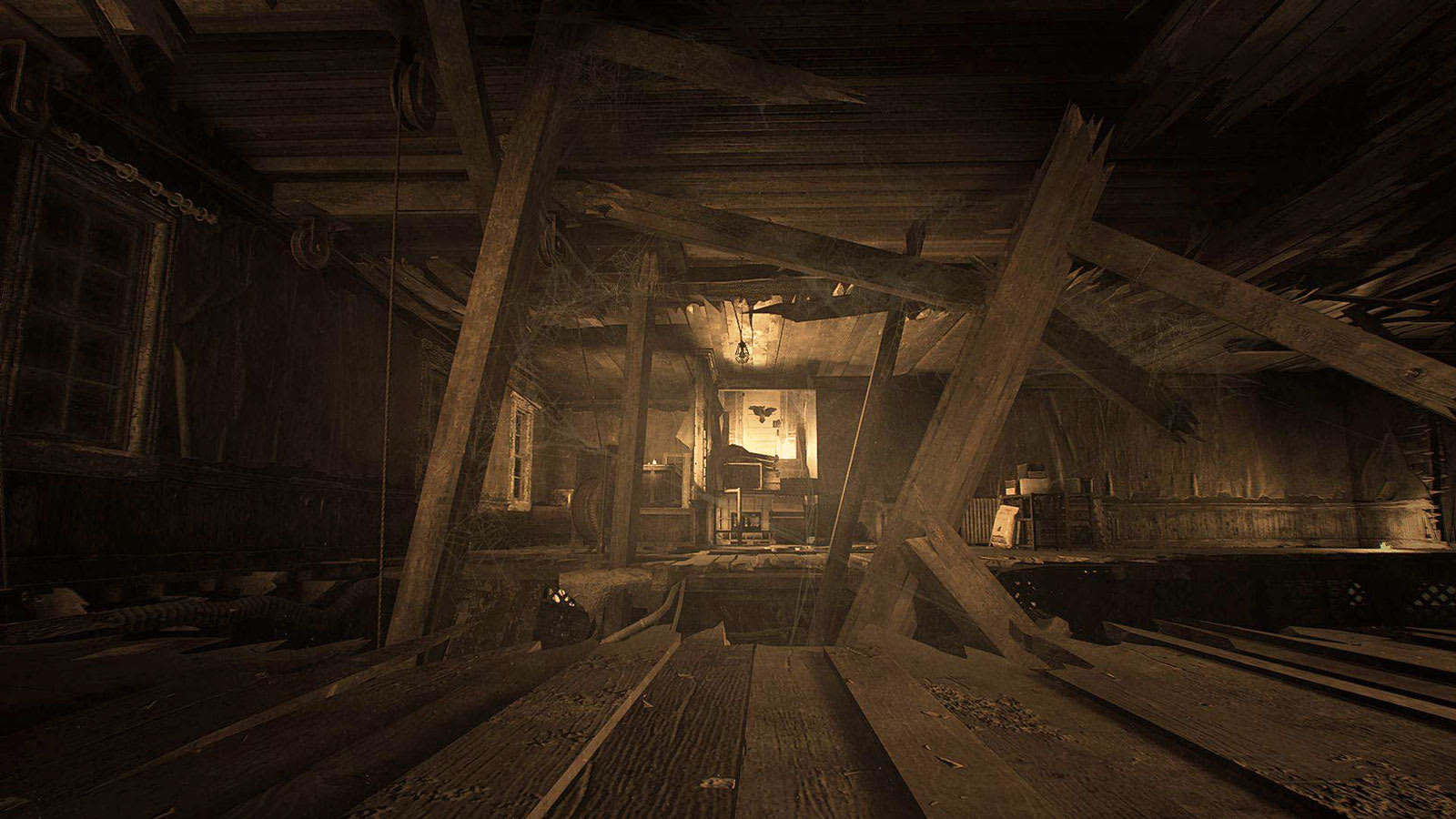 Resident Evil 7' gameplay vid proves safety is an illusion