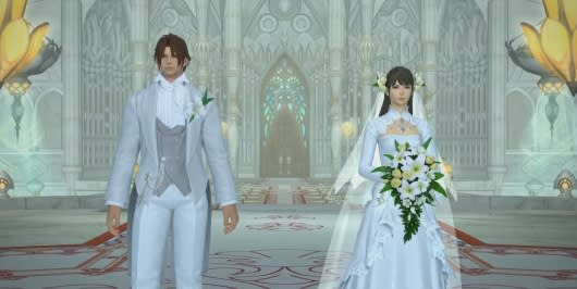 Final Fantasy XIV adds weddings with Patch 2 45