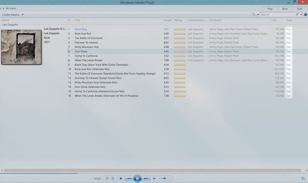 Windows 10 will play your  MKV and  FLAC files all on its own