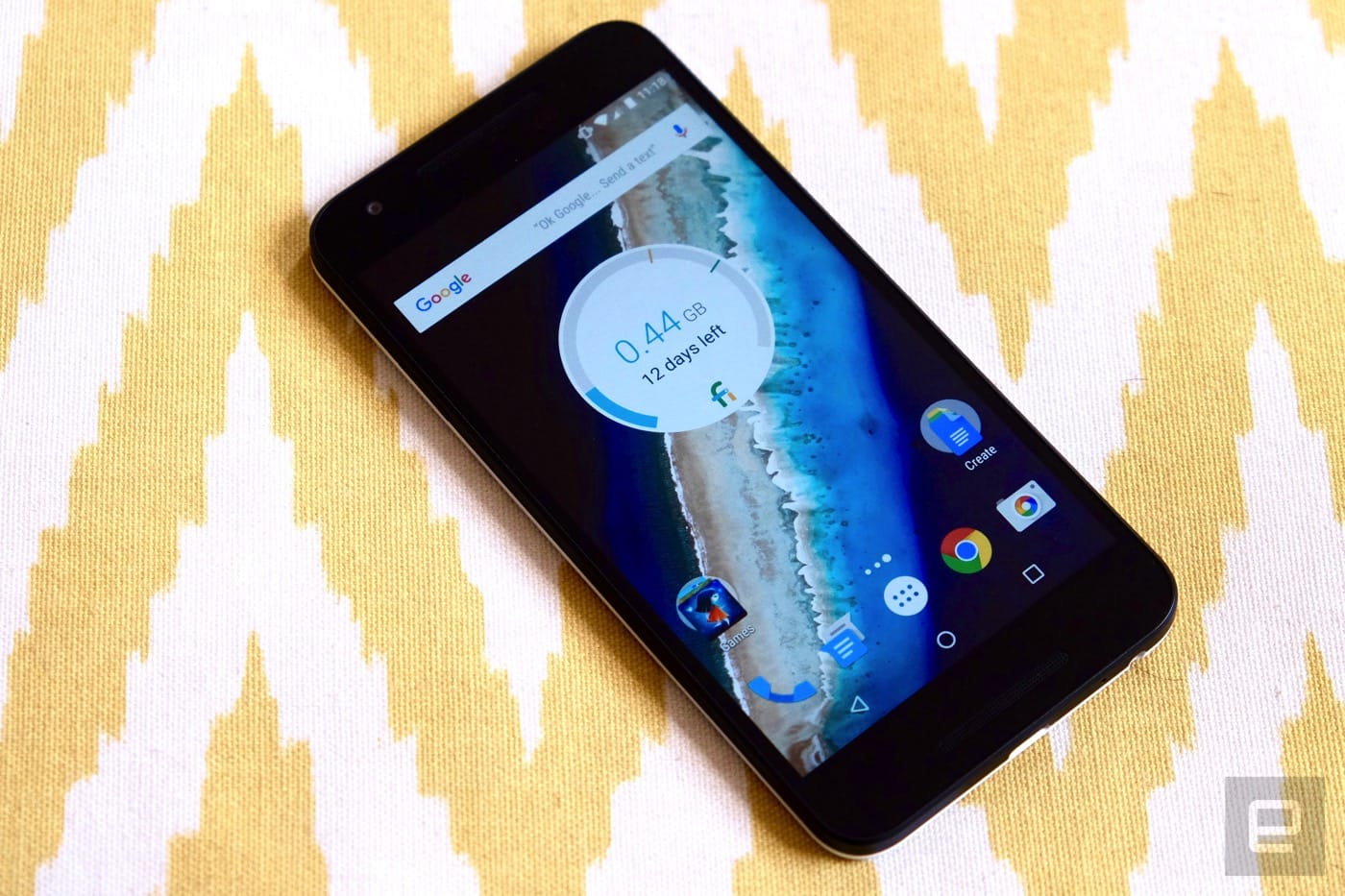 Google's Project Fi international data service goes down