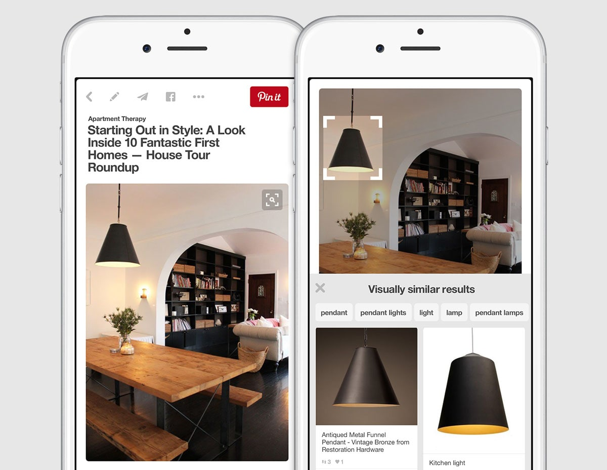 c90cf2c6773 Pinterest s visual search tool can identify items in a pin