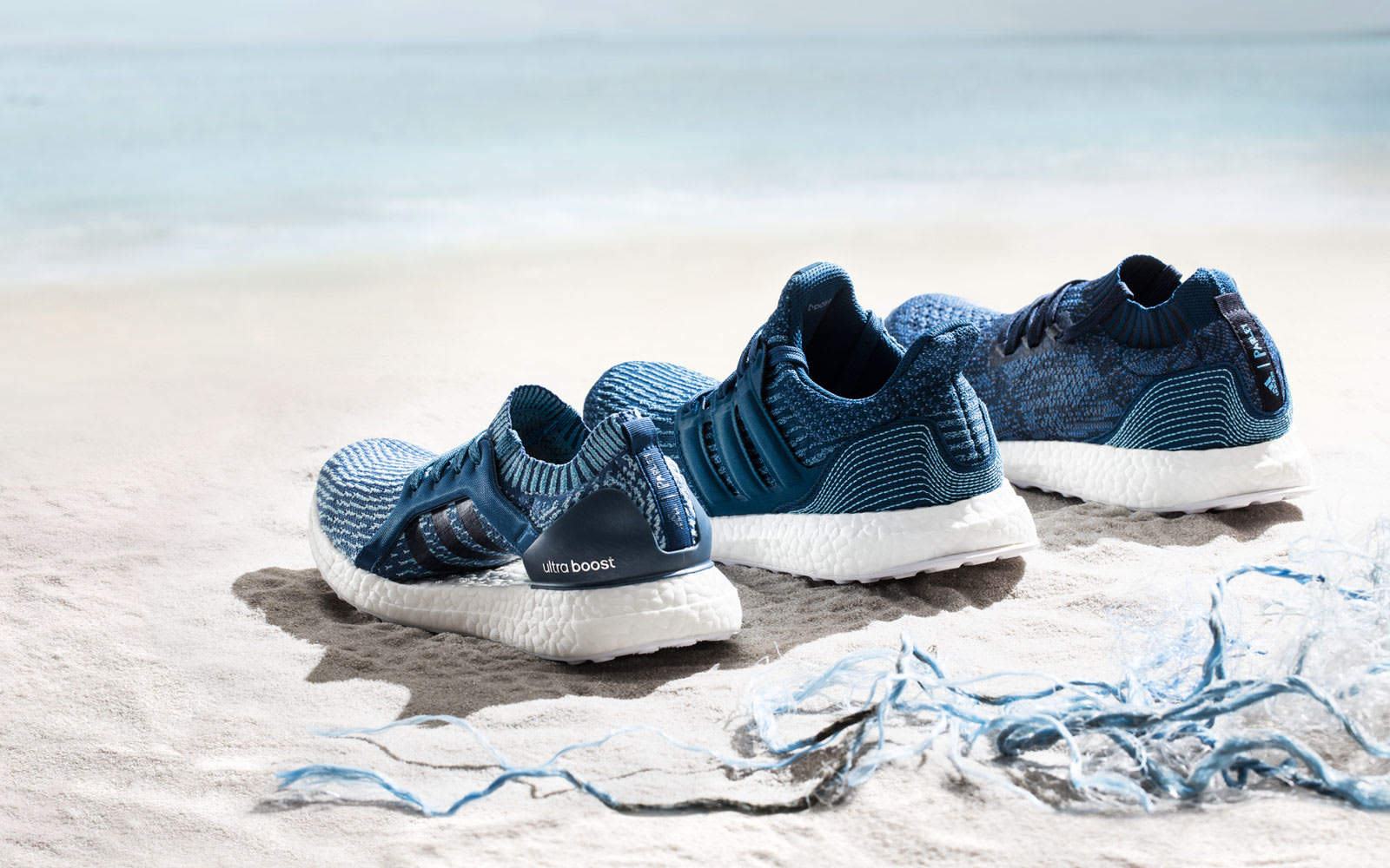 05a06a21586a Adidas will sell more shoes partially made with ocean trash