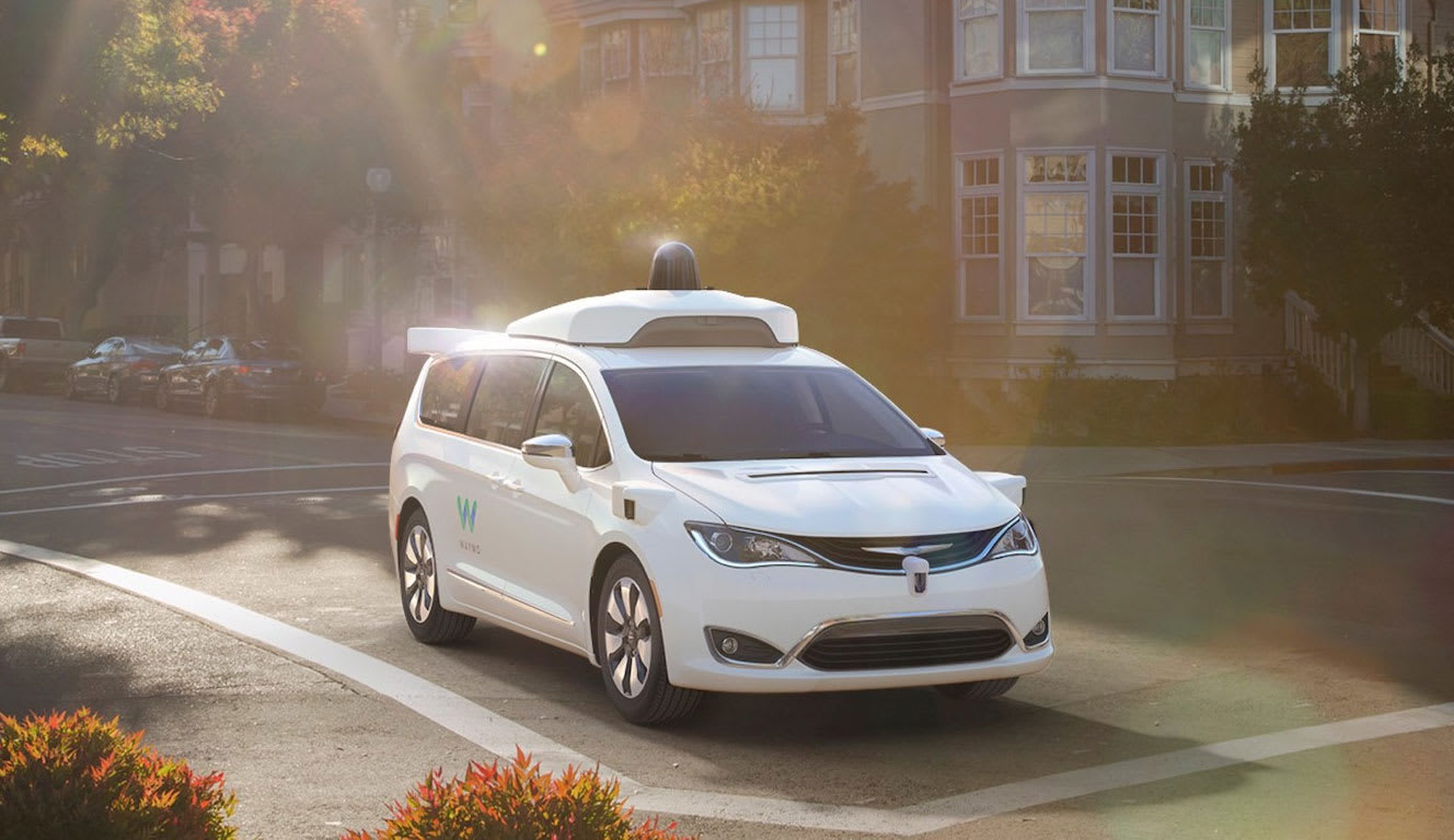 Waymo ad campaign aims to get the public behind self-driving