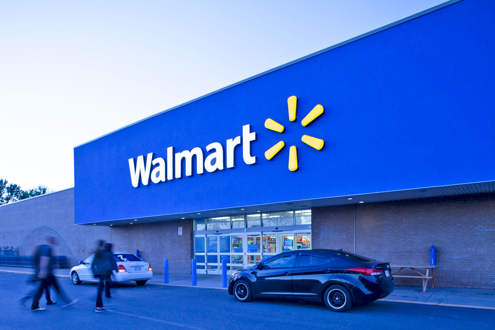 Walmart to remove violent displays in stores but will still sell guns