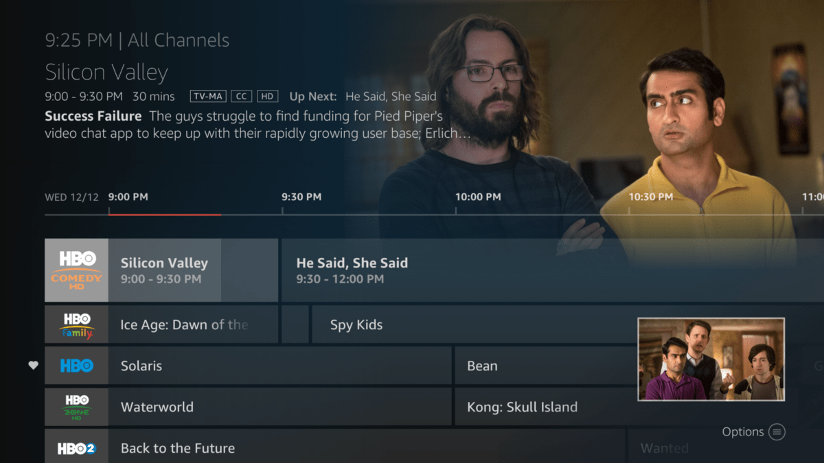 Amazon makes it easier to find live shows on Fire TV