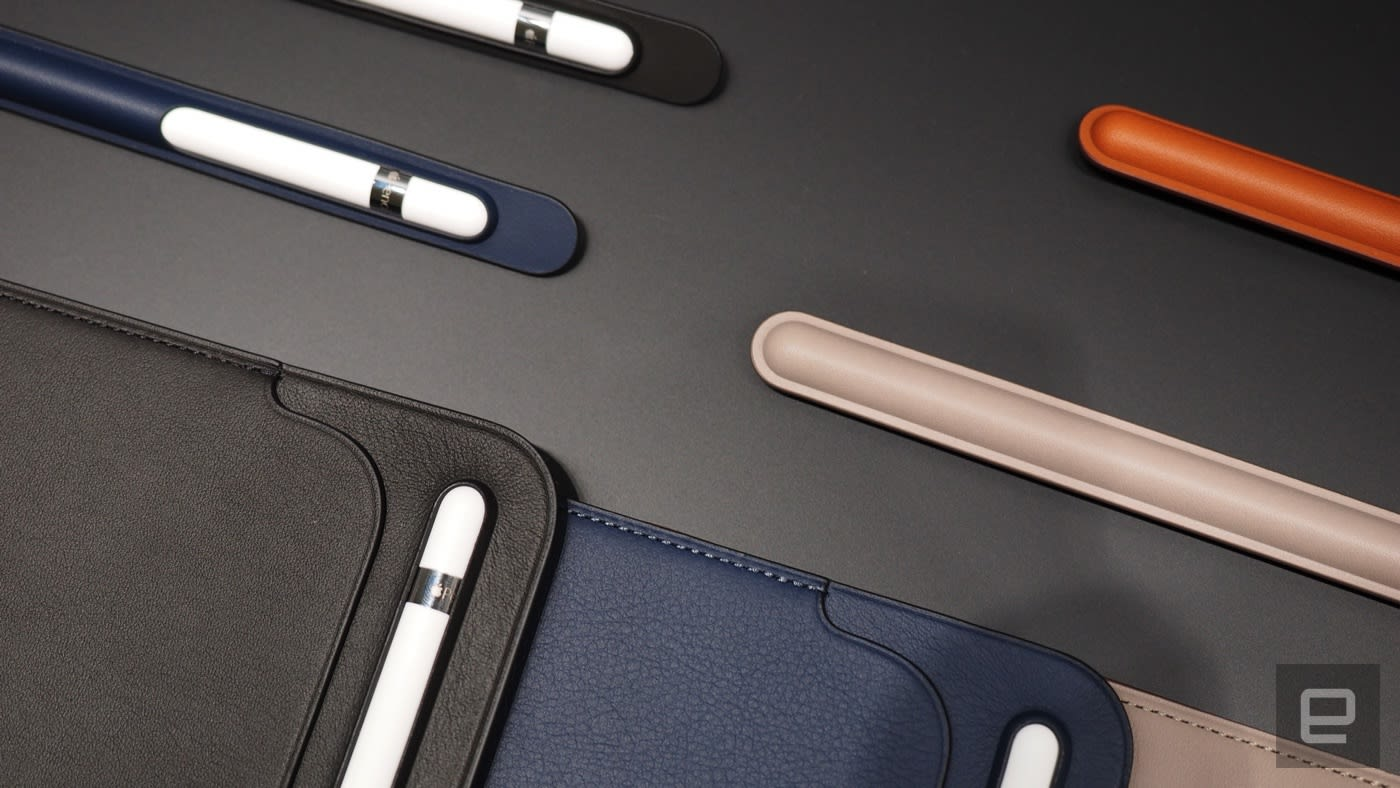 the latest 21dba 8ad5a The Apple Pencil case won't save you from losing it