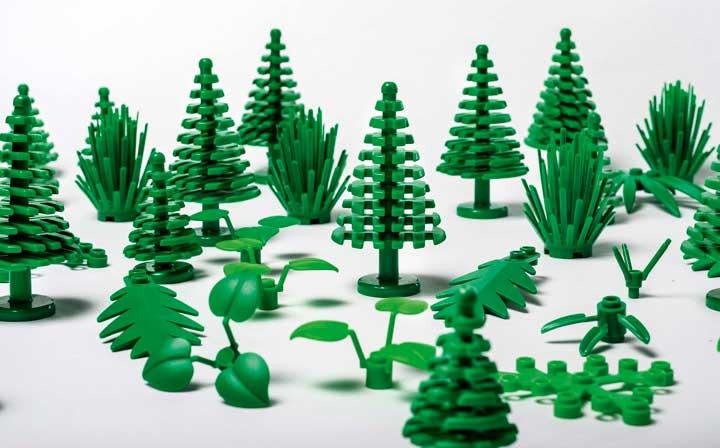 Lego will soon make bricks out of sugarcane bioplastics