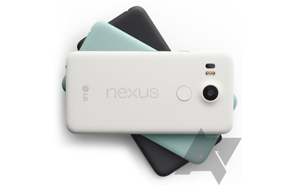 Google's Nexus 5X hits the FCC with support for all big US carriers