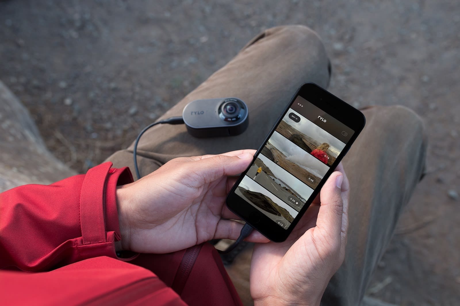 9c6c78675efa4a Rylo's 360-degree camera lets you decide what shots you want later