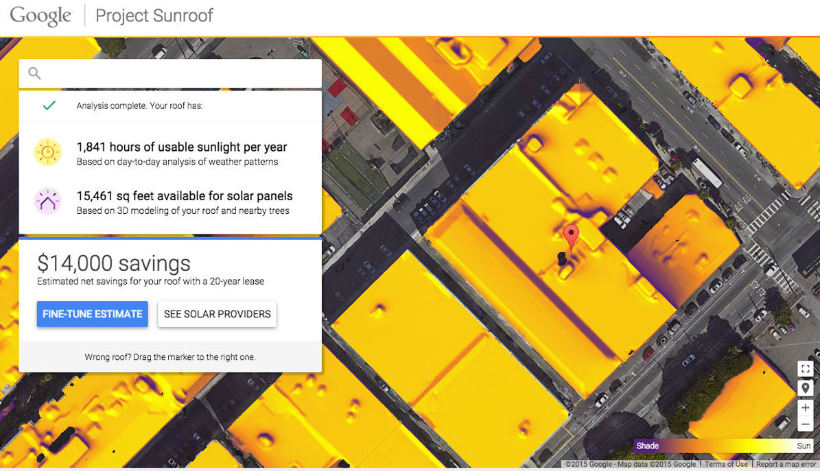 Google Solar Roof >> Google S Making It Easy For You To Get Solar Panels Onto Your Roof