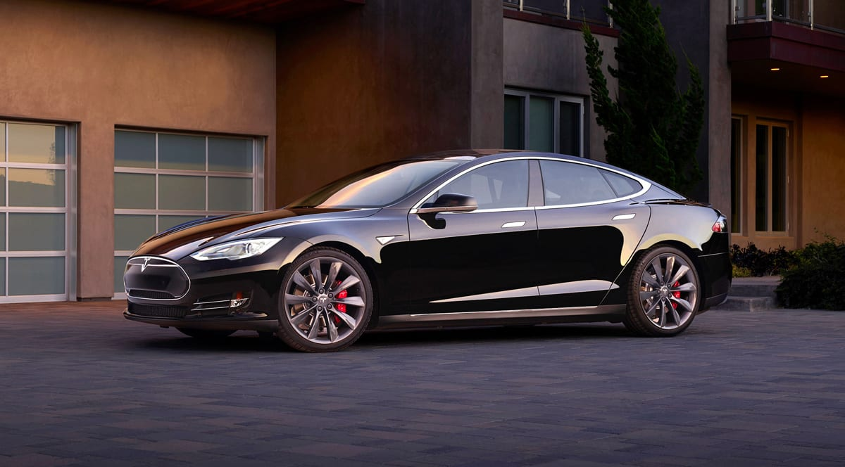 Today Tesla Announced A New Ludicrous Mode For Its Top Of The Line Model S P85 Reduces 0 60 Mph Time To 2 8 Seconds With Quarter Mile