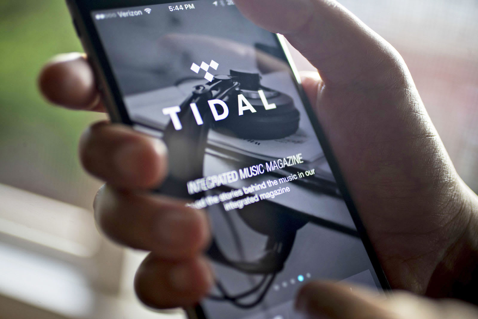 Tidal is the latest music service to add direct control for Sonos