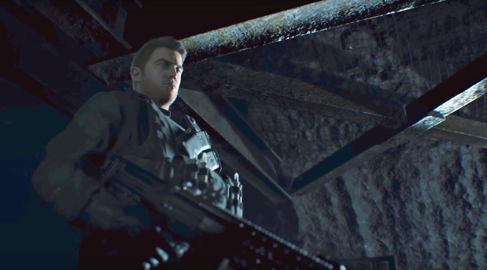 Resident Evil 7 Dlc Trailer Offers The First Look At Chris