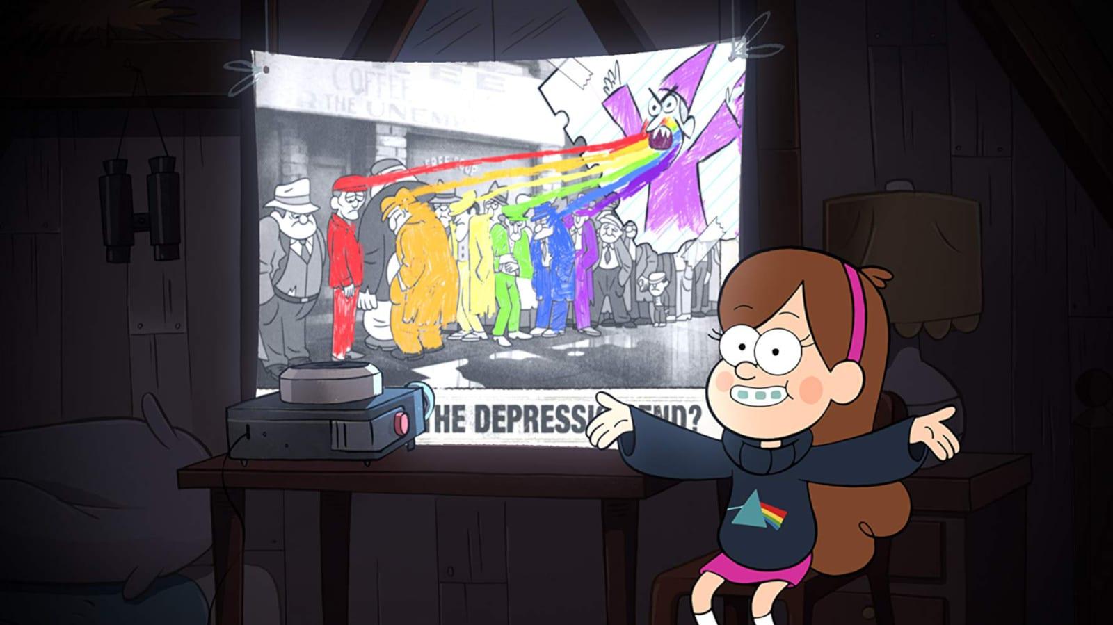 Netflix signs 'Gravity Falls' creator Alex Hirsch