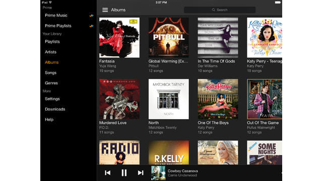 Daily App: Amazon Music with Prime streaming