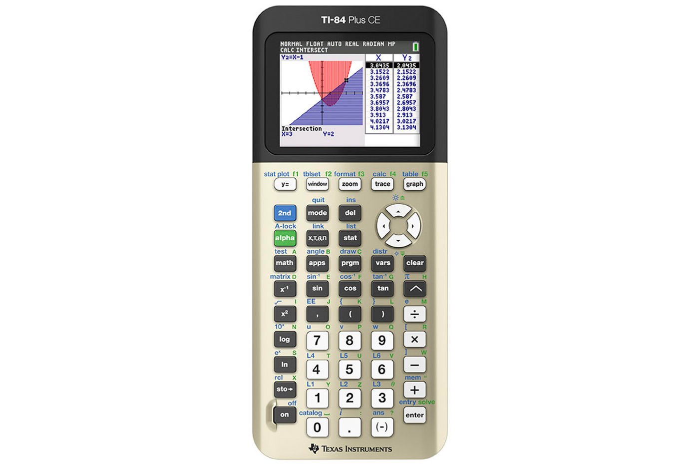 Want To Prove That You Re A Cosine Champion At Your Next Math Exam Texas Instruments Thinks It Has The Answer S Trotting Out Limited Edition Version