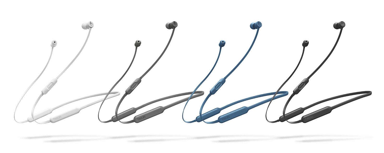 best service 54e8b 8e976 The delayed BeatsX wireless earbuds arrive February 10th
