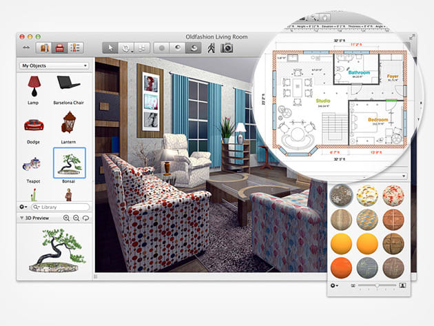 Daily Deals for September 5, 2014, featuring Live Interior 3D