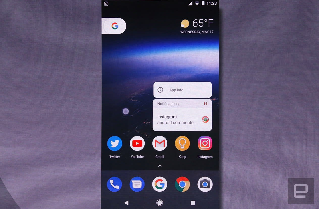 fae377026e6 Android O adds Notification Dots to your app icons