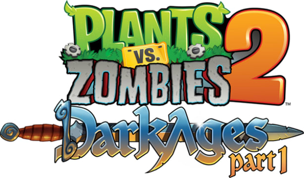 Plants vs  Zombies 2 goes medieval on your grass