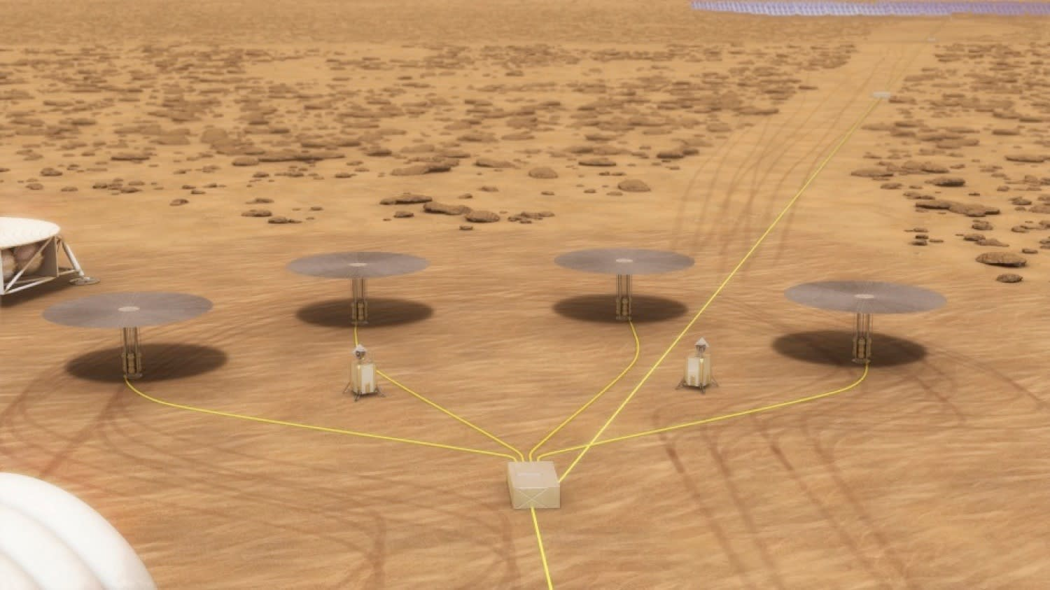 NASA completes full-power tests of small, portable nuclear