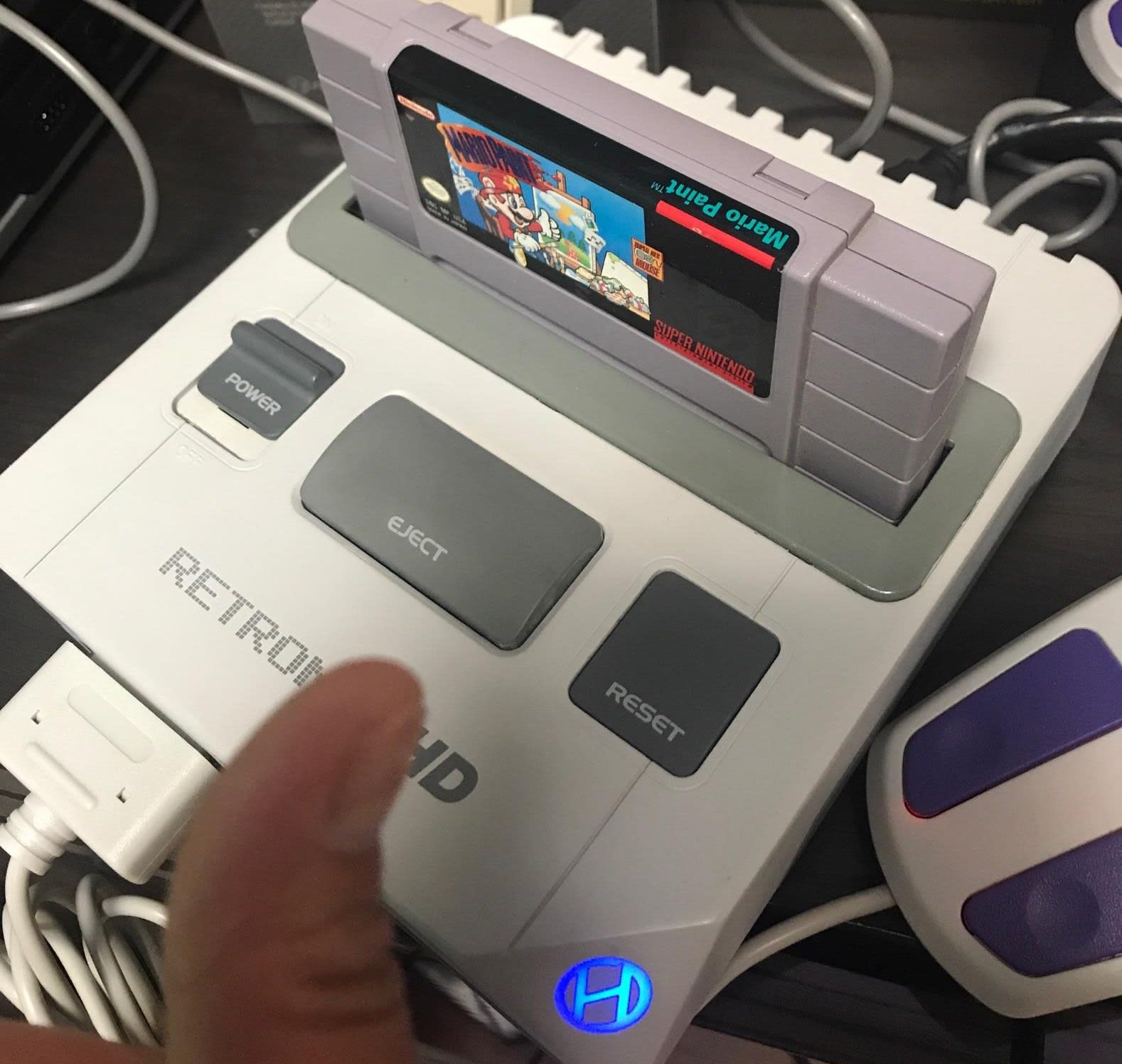 Bring Your Own SNES Cartridges For The Supa RetroN HD