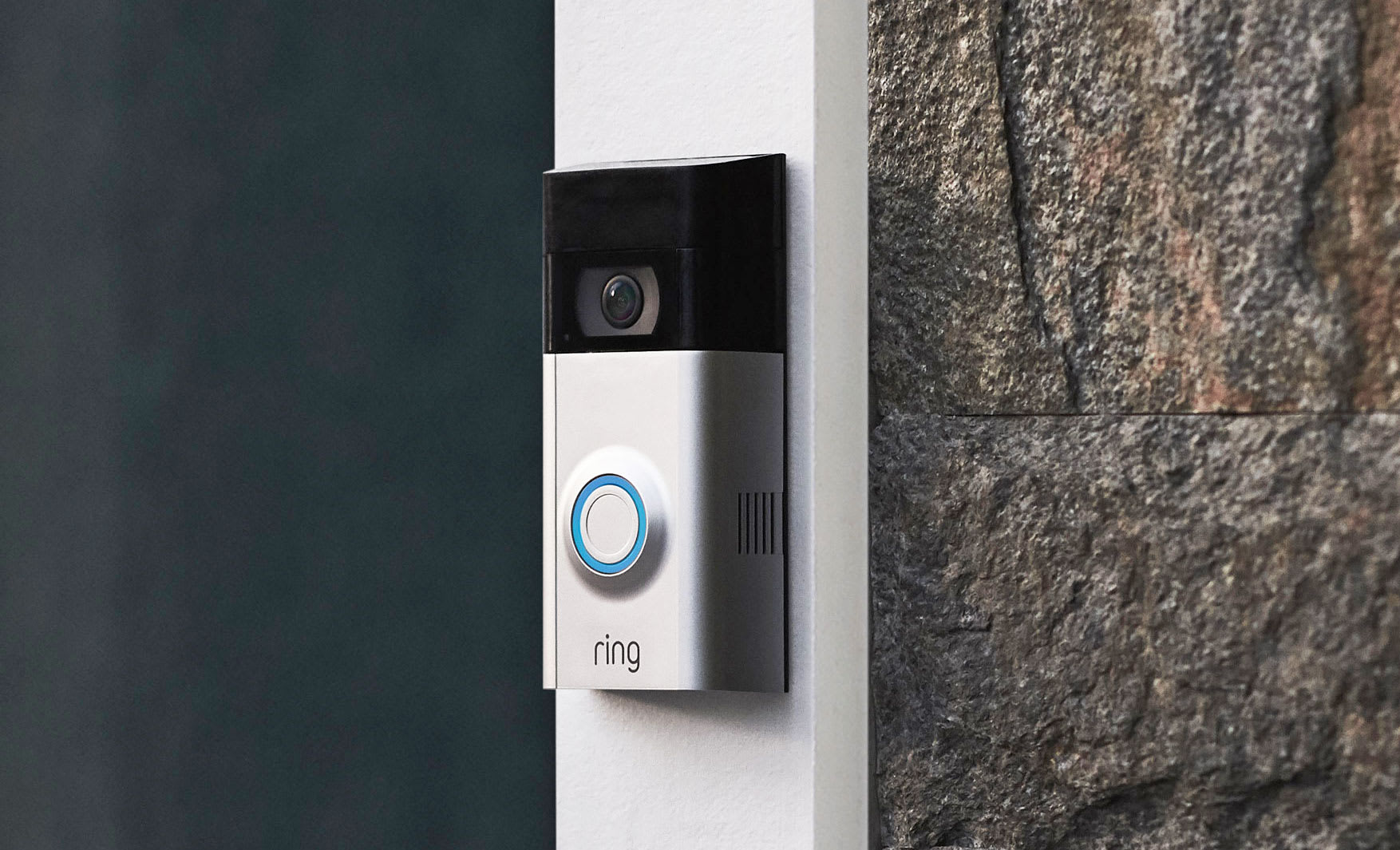 Ring S Updated Doorbell Stays In Place While You Swap